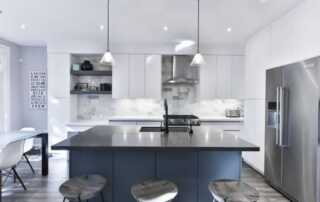 How Much Does a Kitchen Renovation Cost - modern kitchen