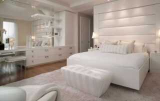 Inspiring Tips To Turn Your Bedroom Into A Love Cave - luxury bedroom