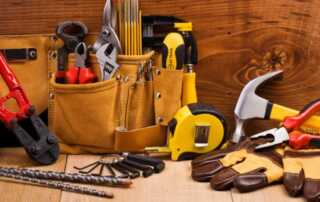 Most Commonly Used Tools by Handyman
