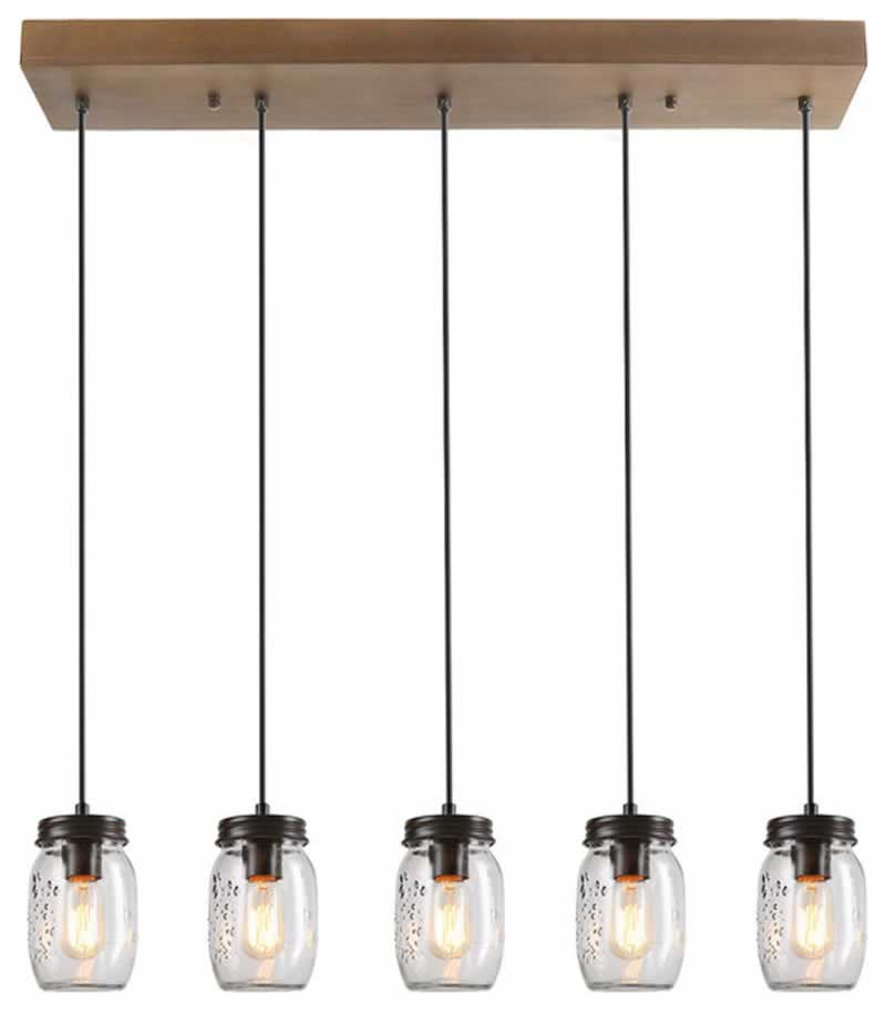 Pendant light - type 1