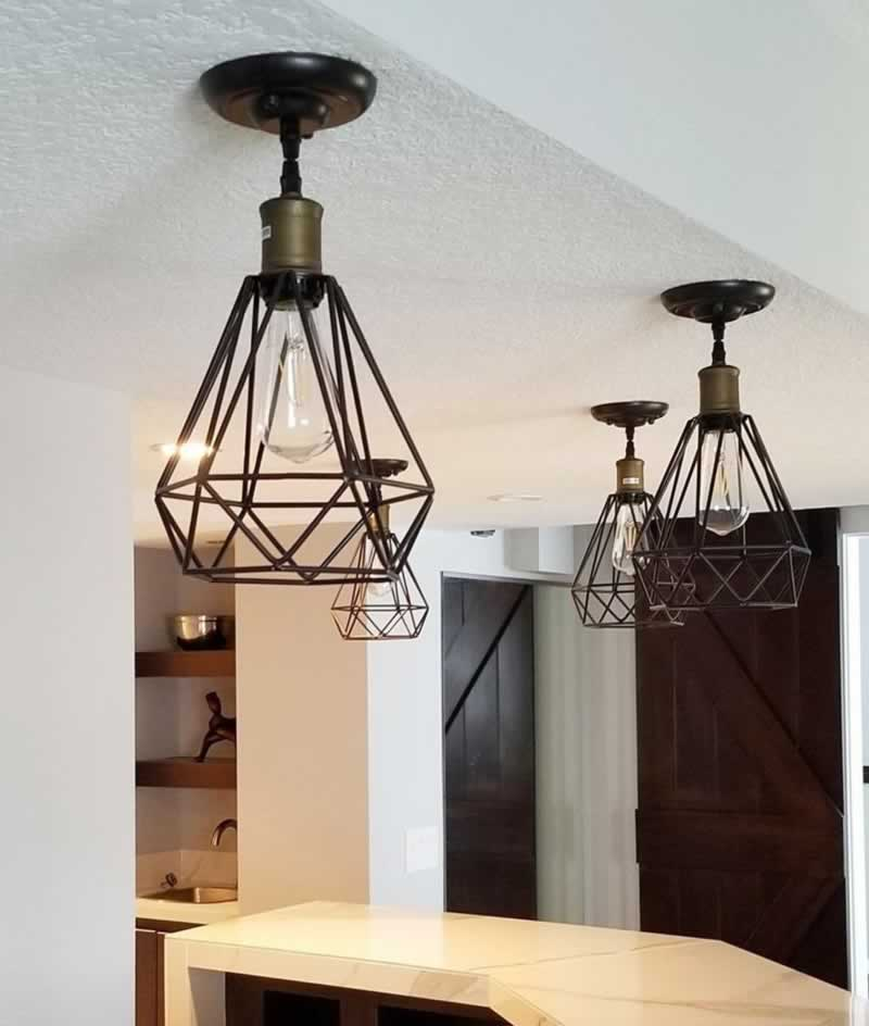 Pendant light - type 2