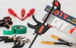 Prepping Up For Your DIY Project - tools