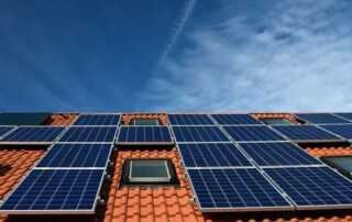 Six ways to make your home stand out from others - solar panels