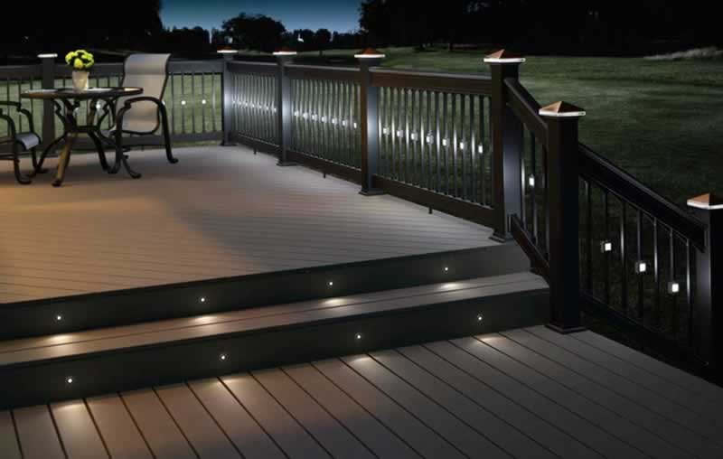 The Benefits of Adding a Deck to Your Home - lighting