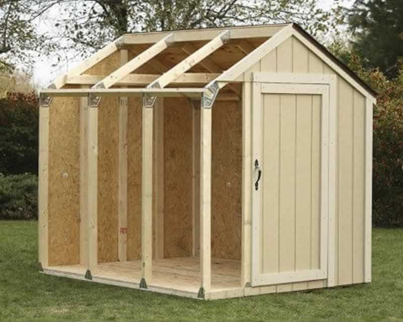 The Handyman's Guide to Building a Shed You Can Be Proud Of