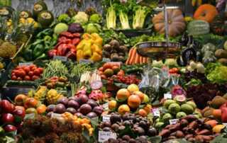 Why It's Better To Grow Vegetables and Fruits at Home - groceries