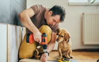 4 Easy Do-It-Yourself Home Improvements