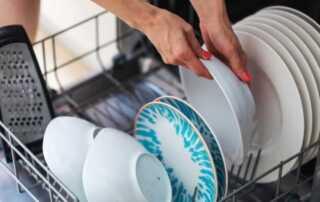 6 Dishwasher Maintenance Tips to Slash the Odds of a Fatal Breakdown - filling the dishwasher