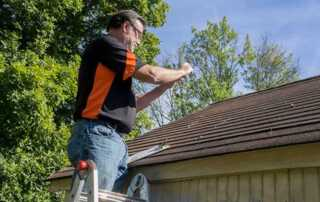 6 Tips for Repairing a Leaky Roof - fixing roof