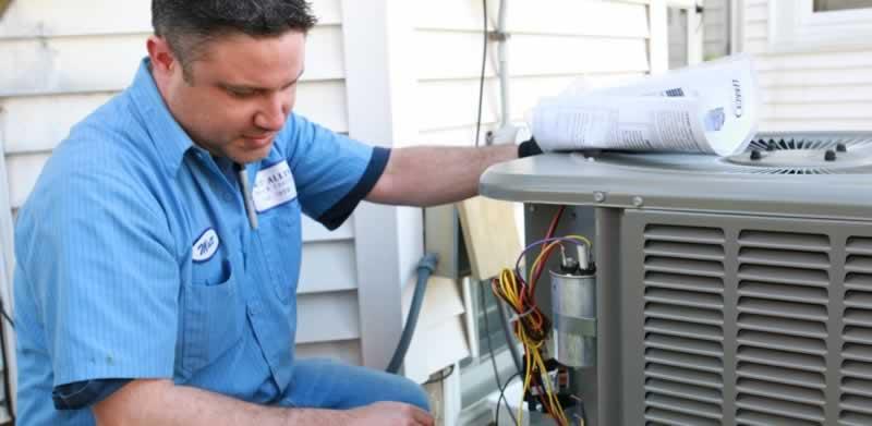 Benefits of Professional AC Repair - repairmen