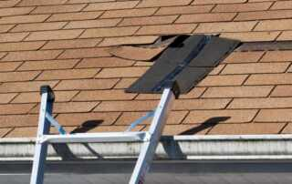 Common Roofing Damages And How To Fix Them - missing shingle