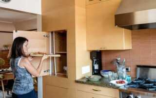Does Your Home Need a Dumbwaiter - kitchen dumbwaiter