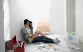Do's and Dont's You Should Know When Doing DIY Renos for Your New Rental Place - couple