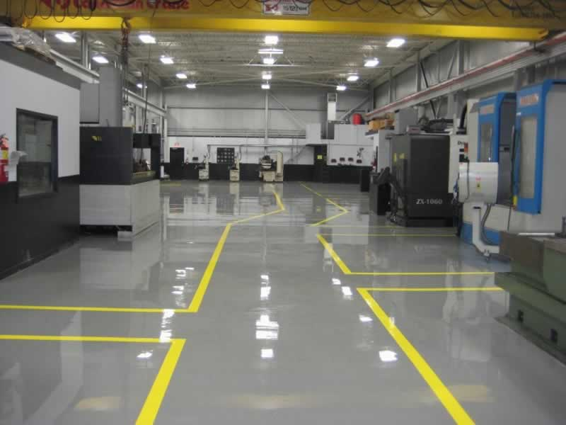 Epoxy Floor Coating – business