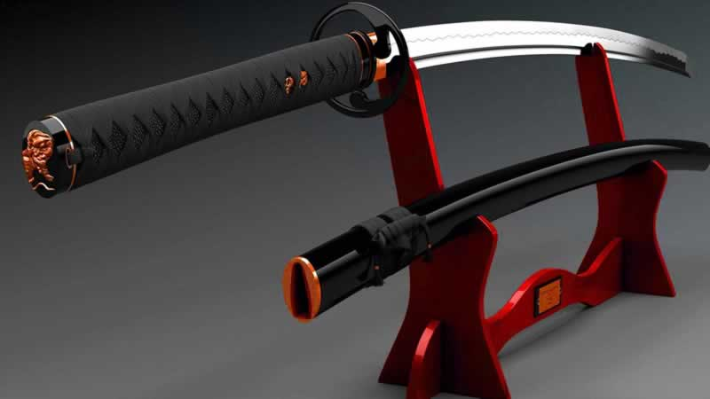 Everything you need to know about buying your new sword - katana