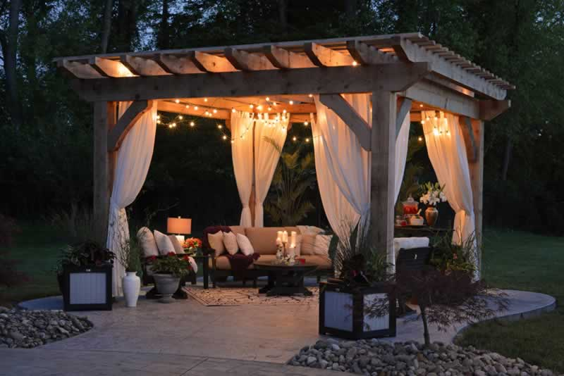 Home Improvements You May Not Have Considered - pergola