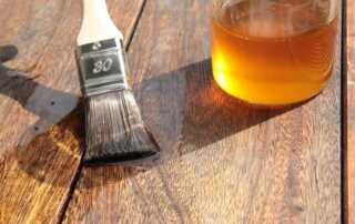 How Do You Treat Wood For Outdoor Use - varnish