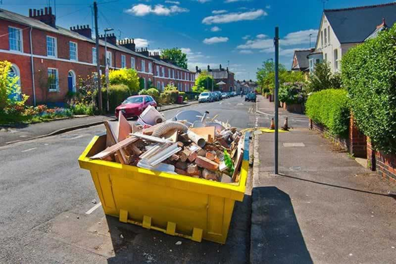 How To Load Your Skip Bin