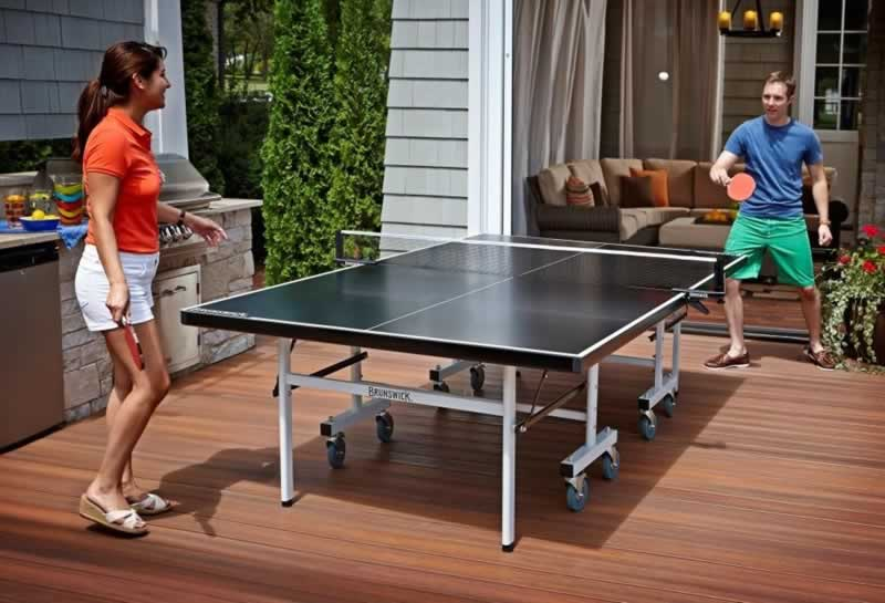 How are Ping Pong Tables made