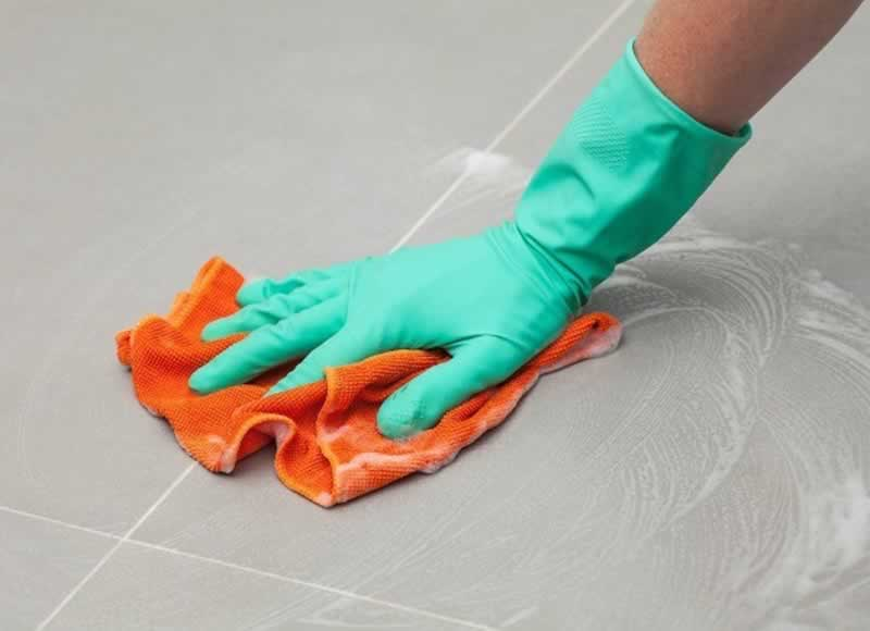 How to Maintain Tiles - cleaning