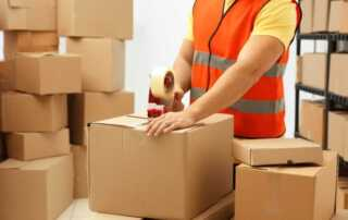 How to Pack Your Workshop When Moving - packing