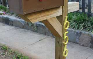 How to Replace Your Mailbox Using 5 Simple Steps - DIY mailbox