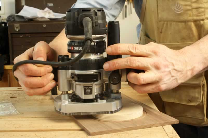 How to choose the Best Wood Router - Porter Cable