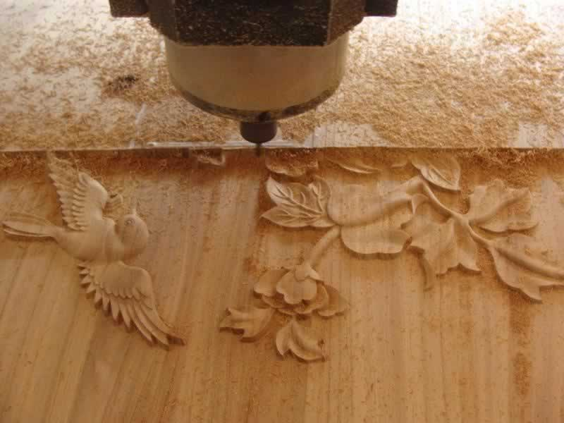 How to use CNC wood router