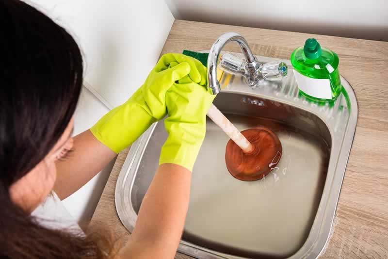 Plumbers tips to unblock a drain