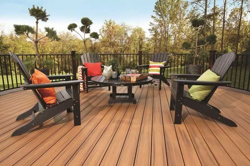Pros and Cons of Wood and Composite Decking - composite decking
