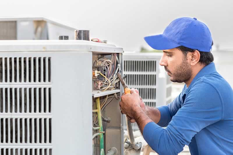 Qualities of the best air conditioning repair company in Texas - repairman