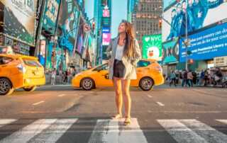 Reasons Why You Should Relocate in Urban Areas - girl in the street