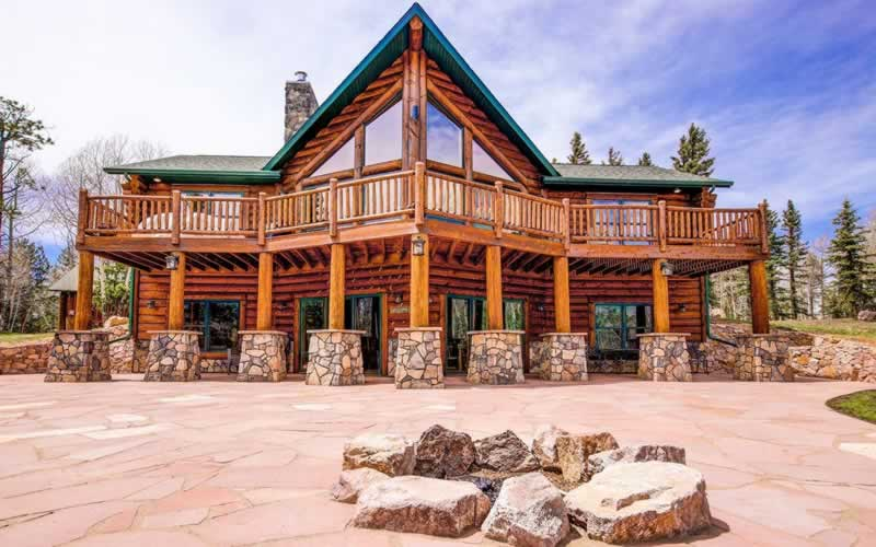 The Benefits Of Log Home Kits And Log Home Plans - options