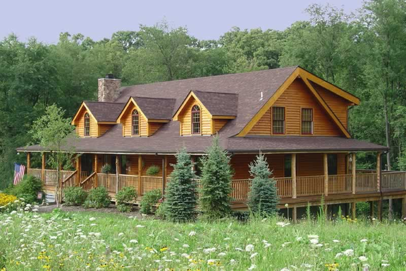 The Benefits Of Log Home Kits And Log Home Plans - quality