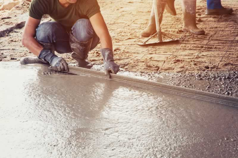 Tips On Getting A Professional Concrete Finish