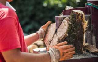 Types Of Log Splitters