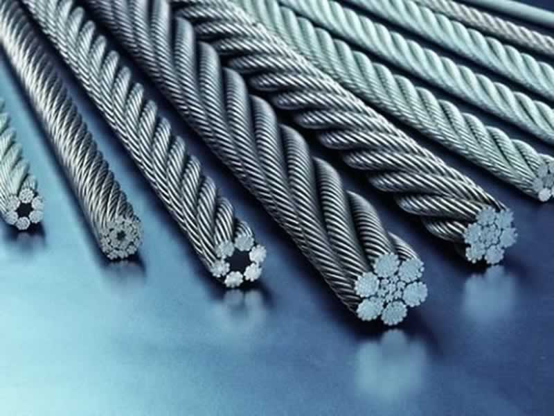 Understanding Wire Rope Specifications - wire rope types