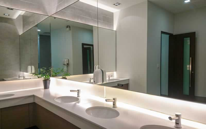 Upgrading Commercial Bathrooms