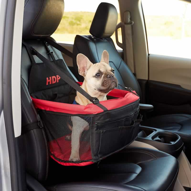 Why you must only purchase a high-quality car seat for your dog - dog seat