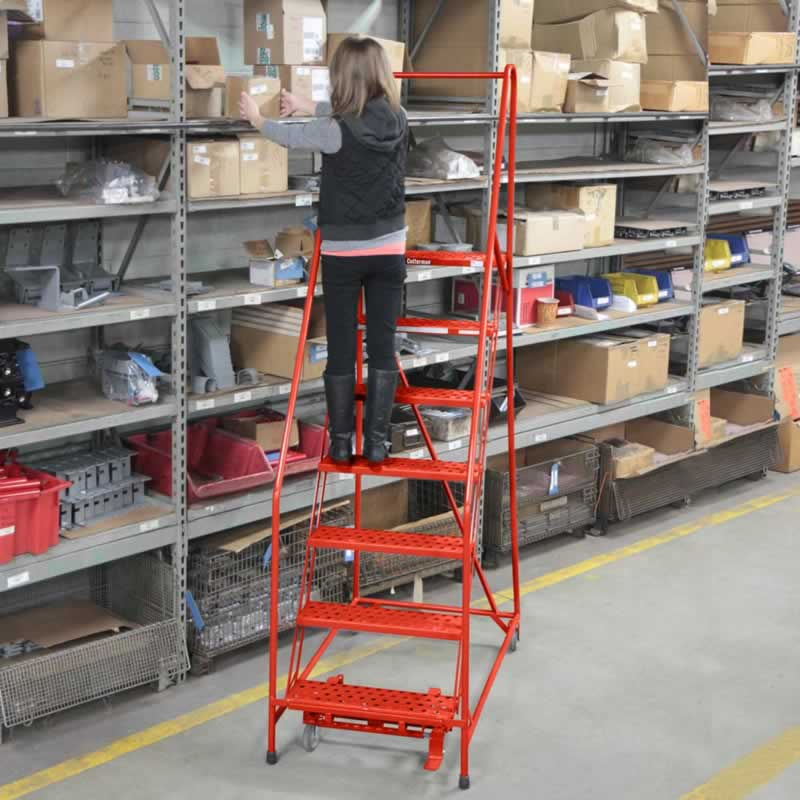 Why you need the shelves for your warehouse - ladders