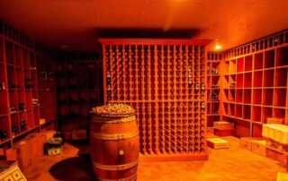 10 Cool Things You Can Do with Your Basement - wine cellar