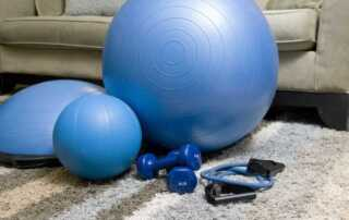 10 Cool Things You Can Do with Your Basement - workout area