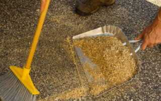 5 Smart Ways to Recycle Sawdust - cleaning oil spills