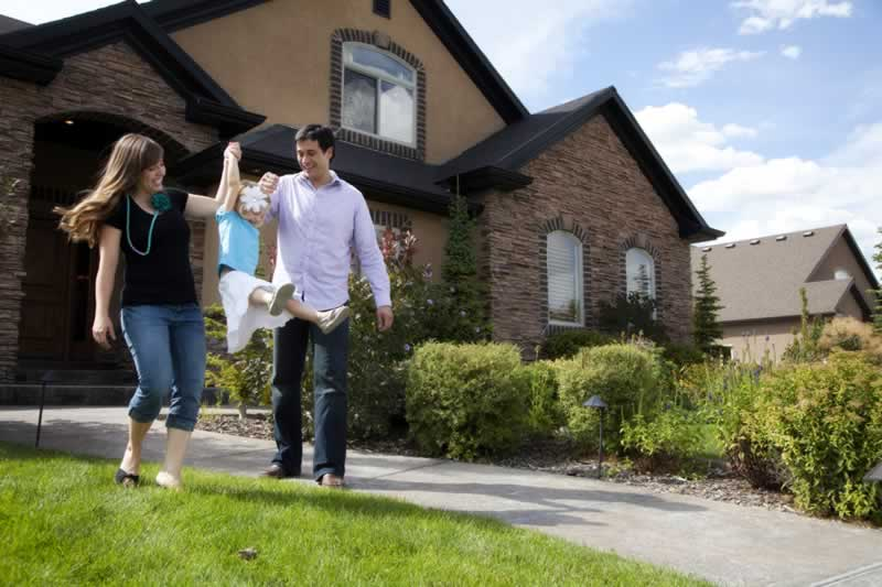 5 Tips for First Time Homeowners - family