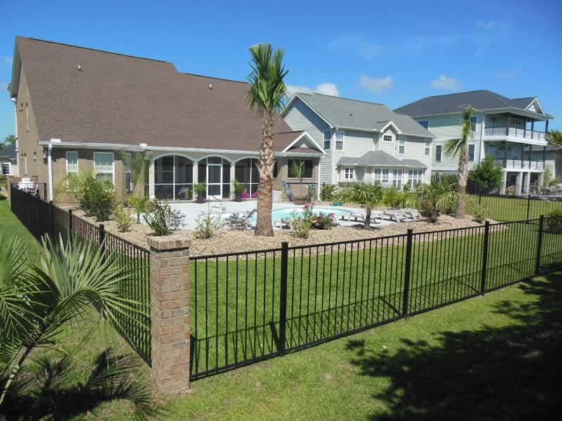 7 Reasons to Choose Steel Fence Around Your House - steel fence