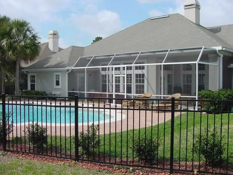 7 Reasons to Choose Steel Fence Around Your House