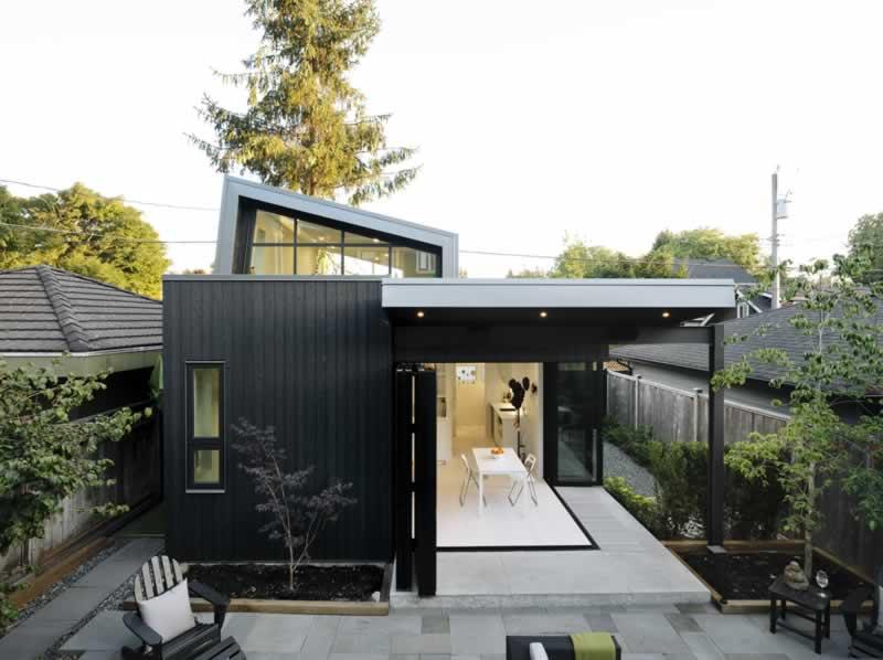 Build a Laneway House – amazing laneway house
