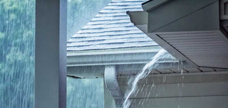 Do you have a leaky roof - rain