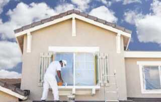 Dos and Don'ts of Exterior Coating - painter