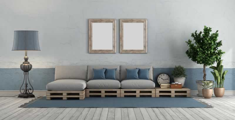 How Shipping Pallets Have Become A Renovation Trend For Home Owners